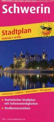 PublicPress Stadtplan Schwerin