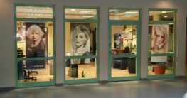Der Salon der Friseur-Meisterin Sandra Breitling. Foto: Sandra Breitling/privat