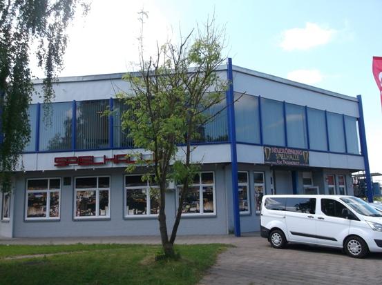 Das Achteck 2018 - weiterhin eine Institution in Schwerin. M.M.